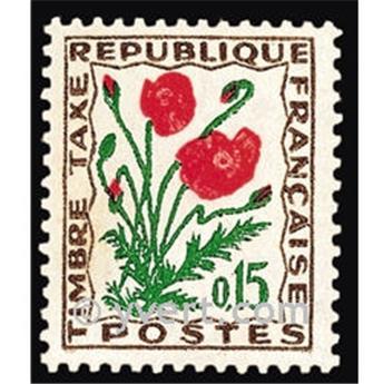 n.o 97 -  Sello Francia Tasa