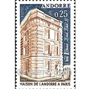 n° 174 -  Timbre Andorre Poste