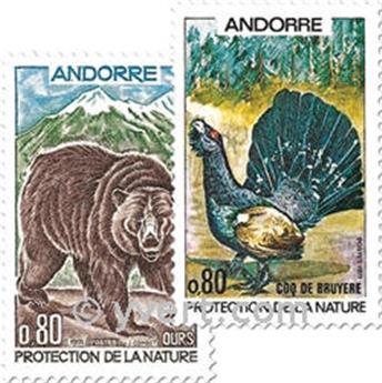 nr. 210/211 -  Stamp Andorra Mail
