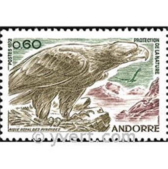 n° 219 -  Selo Andorra Correios