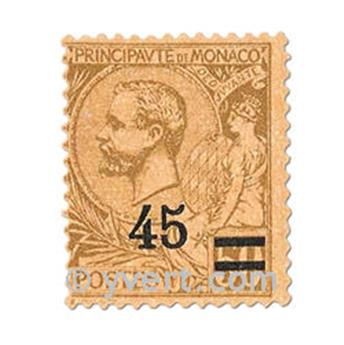 nr. 70/72 -  Stamp Monaco Mail