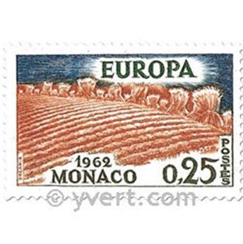 n° 571/573 -  Selo Mónaco Correios