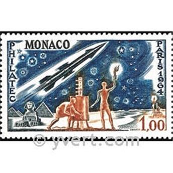 nr. 636 -  Stamp Monaco Mail