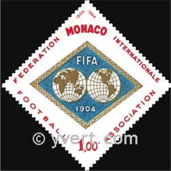 nr. 663 -  Stamp Monaco Mail