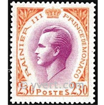 nr. 707 -  Stamp Monaco Mail