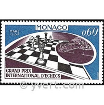nr. 724 -  Stamp Monaco Mail
