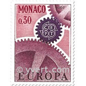 n° 729/730 -  Timbre Monaco Poste