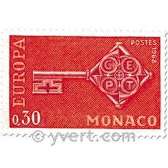 n° 749/751 -  Timbre Monaco Poste