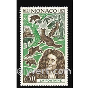 n.o 868 -  Sello Mónaco Correos