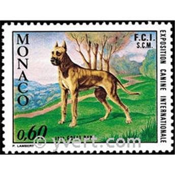 nr. 880 -  Stamp Monaco Mail