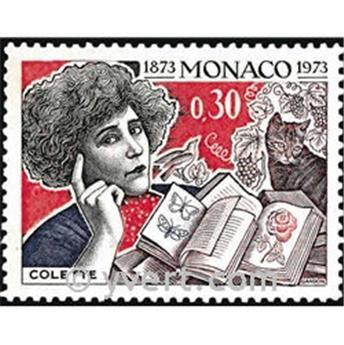 n.o 920 -  Sello Mónaco Correos