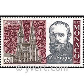 n.o 925 -  Sello Mónaco Correos