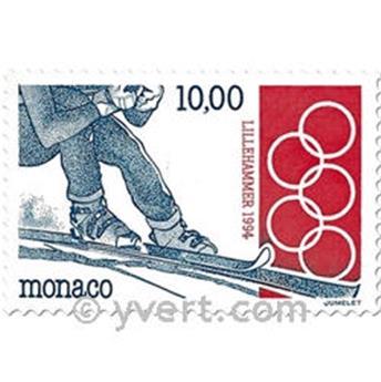 n° 1924/1925 (BF 63) -  Timbre Monaco Poste
