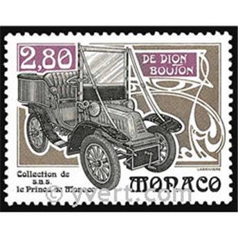 n° 1942 -  Timbre Monaco Poste
