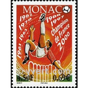 n° 2294 -  Timbre Monaco Poste