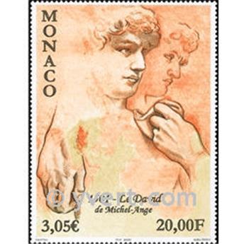 n° 2309 -  Selo Mónaco Correios