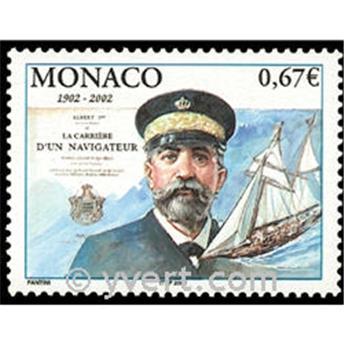 n° 2339 -  Selo Mónaco Correios