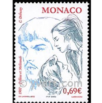 n.o 2360 -  Sello Mónaco Correos