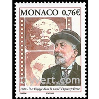n.o 2366 -  Sello Mónaco Correos