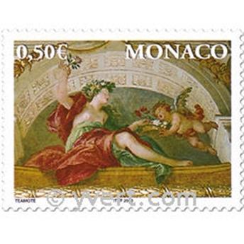 n.o 2373/2376 (BF 87) -  Sello Mónaco Correos