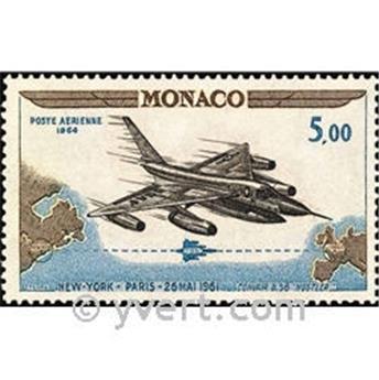 n° 82 -  Timbre Monaco Poste aérienne