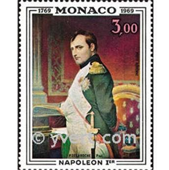 n.o 94 -  Sello Mónaco Correo aéreo