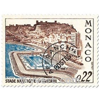 n° 27/29 -  Selo Mónaco Pré-obliterados