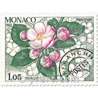 n° 78/81 -  Timbre Monaco Préoblitérés