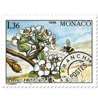 nr. 98/101 -  Stamp Monaco Precancels
