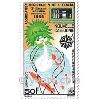 n.o 306 -  Sello Nueva Caledonia Correos