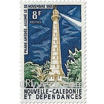 n.o 327 -  Sello Nueva Caledonia Correos