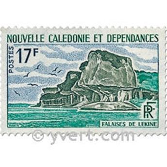 n.o 336 -  Sello Nueva Caledonia Correos