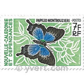 nr. 341/344 -  Stamp New Caledonia Mail