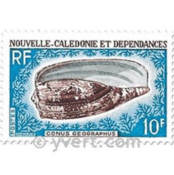 n.o 354 -  Sello Nueva Caledonia Correos