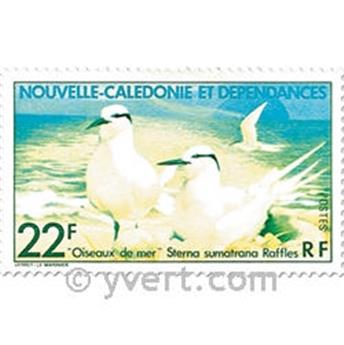 n.o 416/417 -  Sello Nueva Caledonia Correos