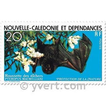 n.o 421 -  Sello Nueva Caledonia Correos