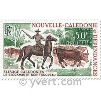 nr. 104 -  Stamp New Caledonia Air Mail