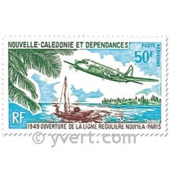 nr. 109 -  Stamp New Caledonia Air Mail