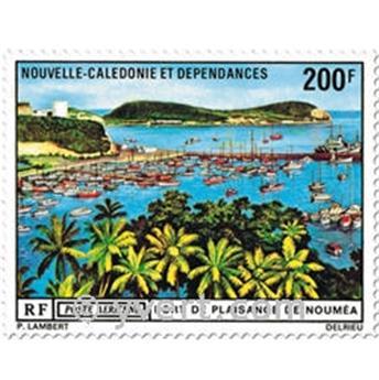 n° 124 -  Timbre Nelle-Calédonie Poste aérienne
