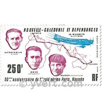 nr. 222 -  Stamp New Caledonia Air Mail