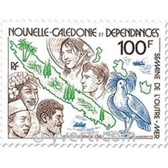 nr. 226 -  Stamp New Caledonia Air Mail