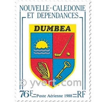 nr. 257 -  Stamp New Caledonia Air Mail