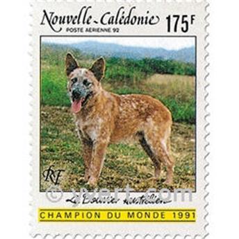 n° 288 -  Timbre Nelle-Calédonie Poste aérienne