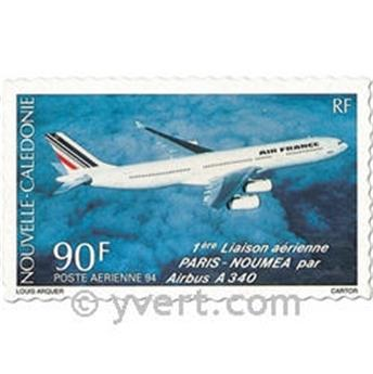 n° 311 -  Timbre Nelle-Calédonie Poste aérienne