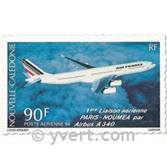 n.o 311 -  Sello Nueva Caledonia Correo aéreo