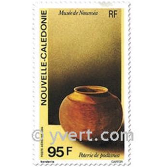 n° 315 -  Timbre Nelle-Calédonie Poste aérienne