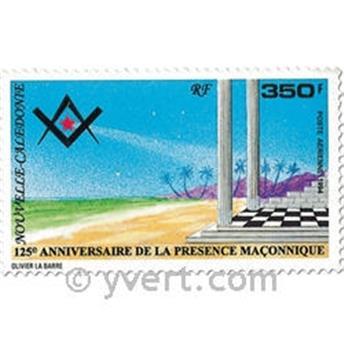 n.o 324 -  Sello Nueva Caledonia Correo aéreo