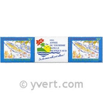 nr. 327A -  Stamp New Caledonia Air Mail