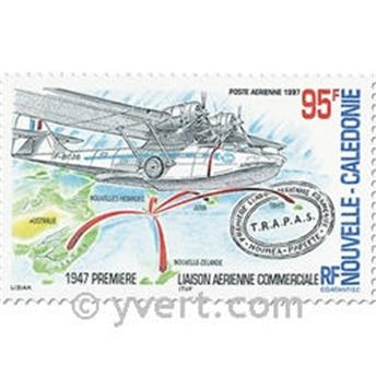 nr. 345/346 -  Stamp New Caledonia Air Mail