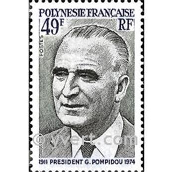 n° 106 -  Timbre Polynésie Poste